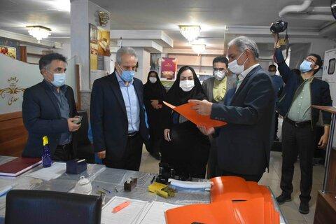 طرح جمع آوری و ساماندهی کودکان کار و خیابان در مشهد کلید خورد