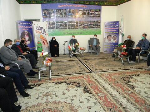 گزارش تصویری ا تکمیل پازل همدلی استان اردبیل با حضور خیرین