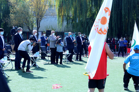 سیزدهمین مراسم گرامیداشت روز ملی و هفته پاراالمپیک