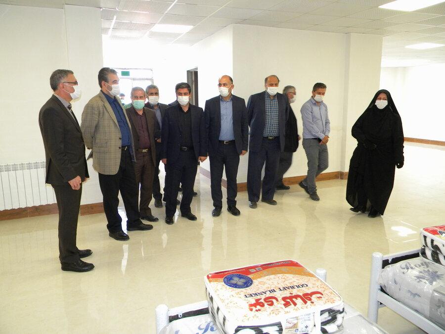 مرکز جامع درمان و بازتوانی اعتیاد در نیمه دوم آبان ماه افتتاح می شود