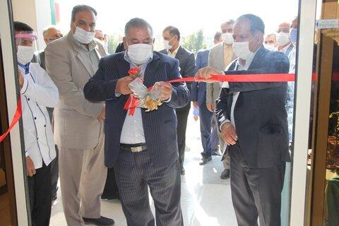 گزارش تصویری افتتاح ساختمان مدرن شیرخوارگاه نرجس