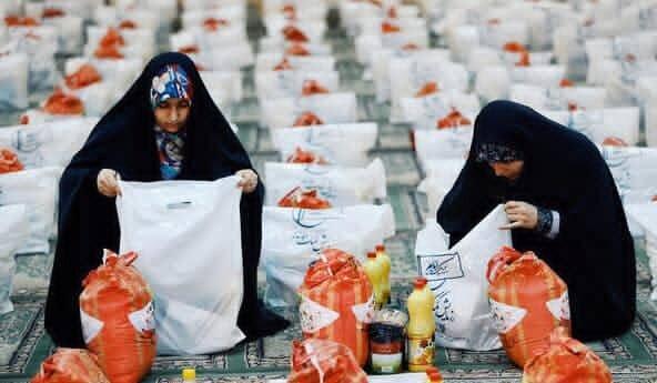 شهریار|ایران همدل آلام مددجویان را کاست