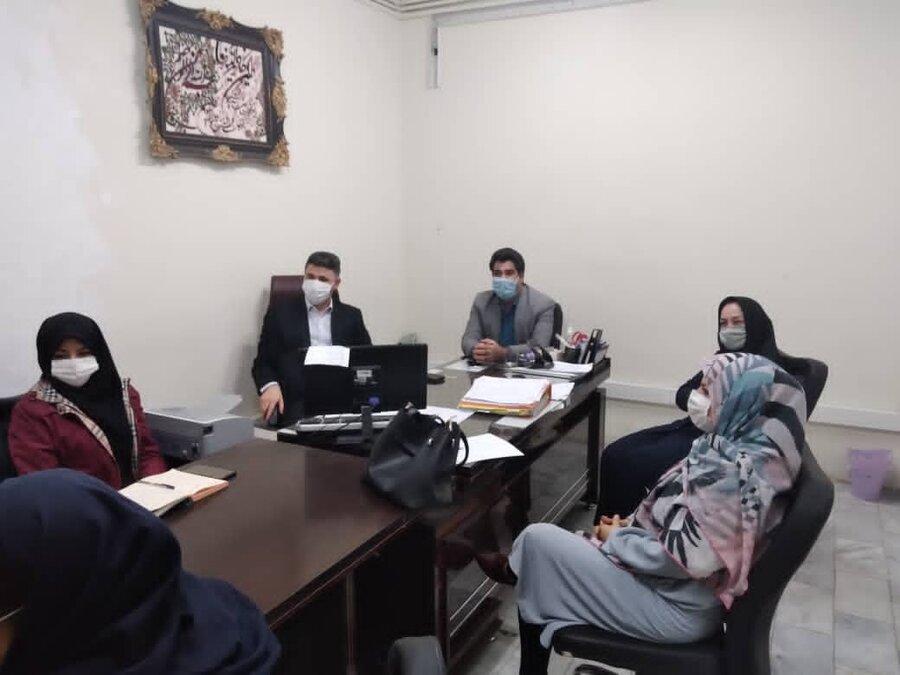 شهریار| برپایی دوره آموزشی پدافند غیرعامل