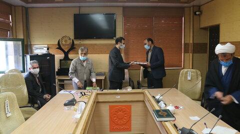 سرپرست جدید اداره مشارکتهای مردمی بهزیستی استان قم منصوب شد