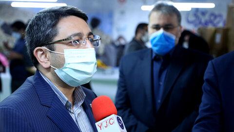 فیلم  گزارش باشگاه خبرنگاران جوان از مراحل تکمیل پازل همدلی