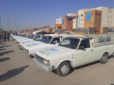 اهداء جهیزیه به افراد تحت پوشش