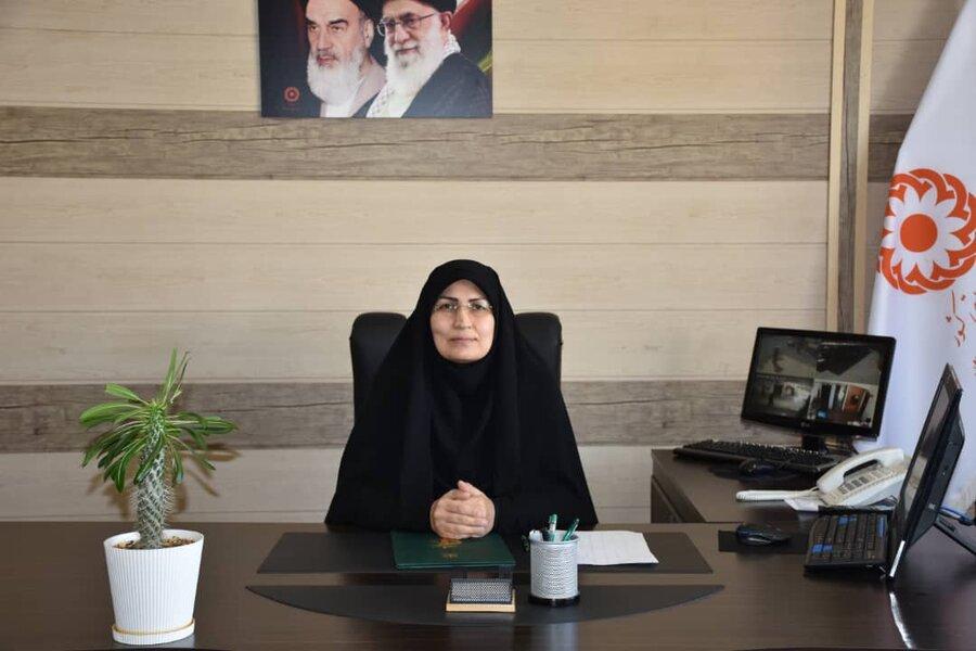 حمایت بهزیستی استان کرمانشاه از ۶۳۲۹ زن سرپرست خانوار