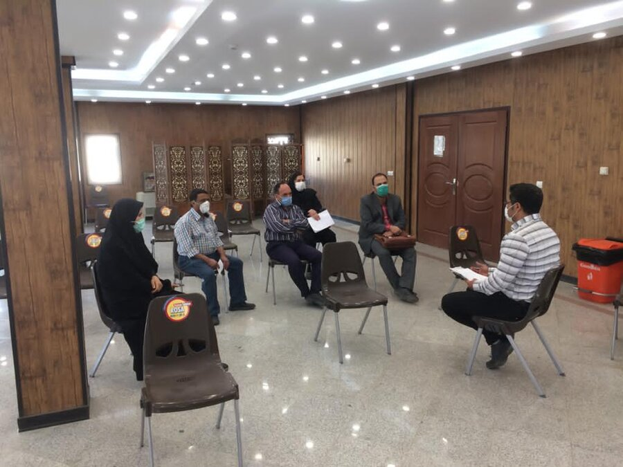 شهرقدس|کارگاه آموزشی حفظ اموال دولتی برگزار شد