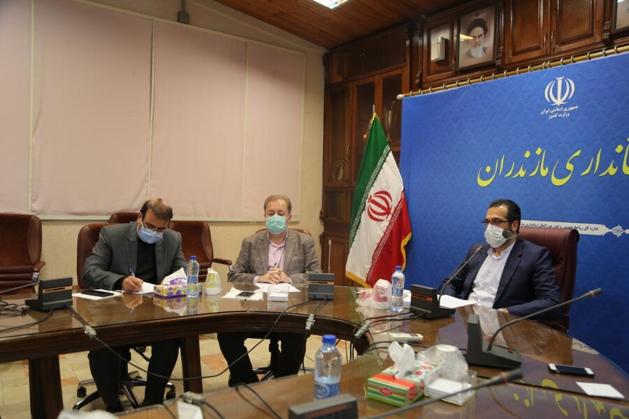 سومین جلسه ستاد مناسب سازی استان برگزار شد