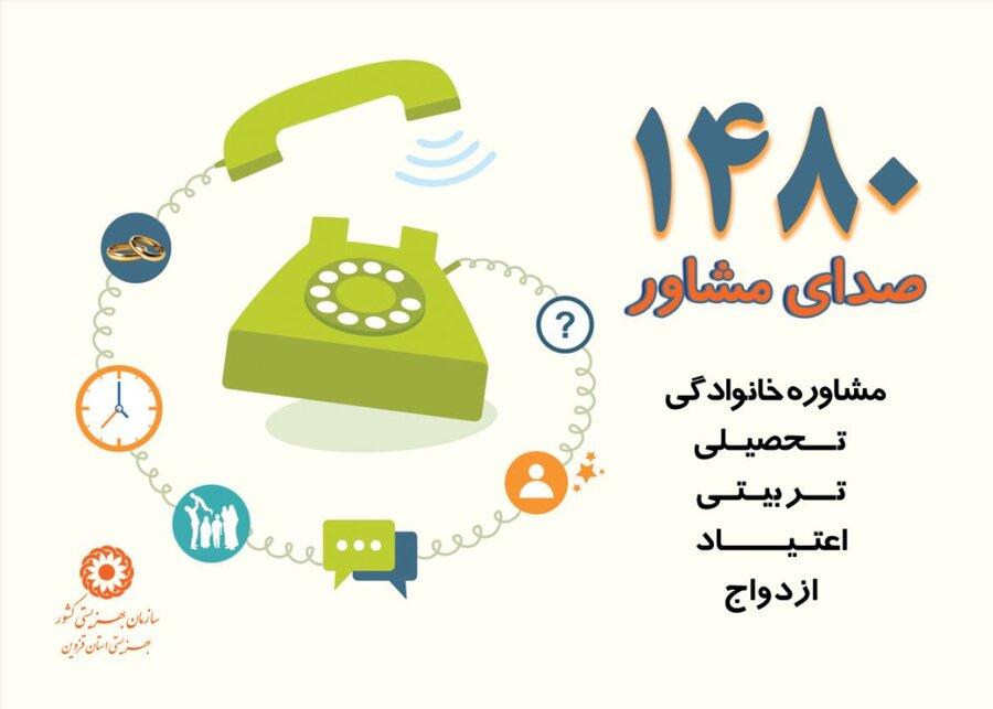 اینفوگرافیک | خط تلفنی 1480