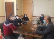 قرچک| اشتغال چهل مددجو در کارگاه بلورسازی