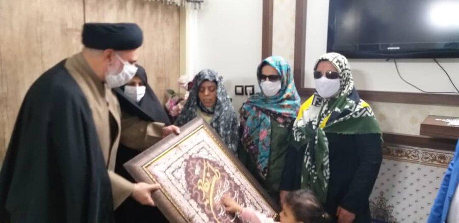 بهارستان سرکشی امام جمعه بوستان از خانواده های چندمعلوله