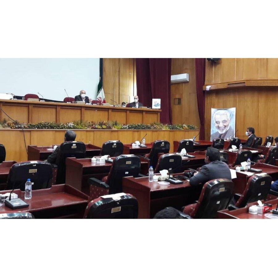 شورای مشارکتهای بهزیستی کرمان برگزار شد