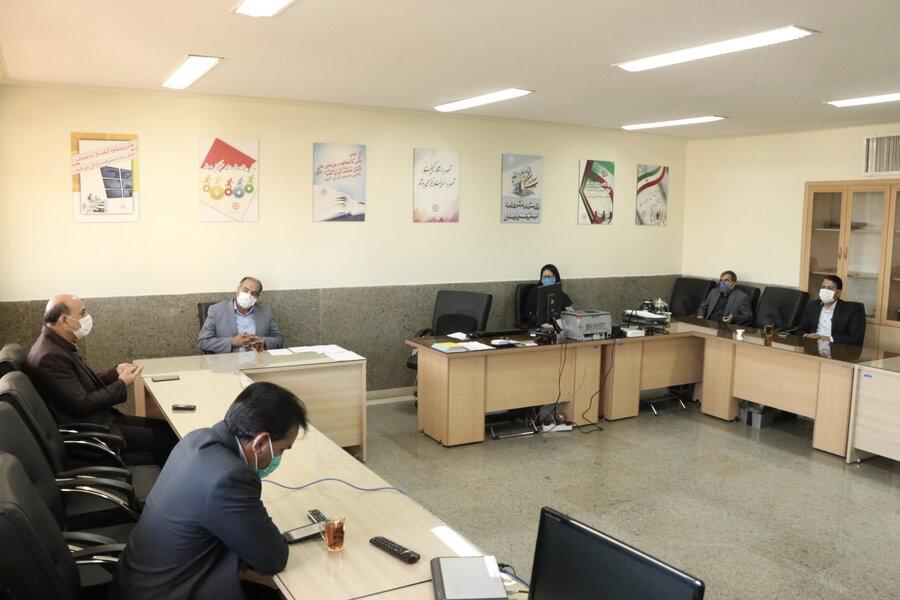 محمود حیدری سرپرست دفتر ارزیابی عملکرد و بازرسی بهزیستی استان کرمان شد