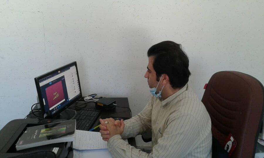 دوره آموزشی مهارت های زندگی ویژه مدیران و مربیان مهدهای کودک به صورت مجازی برگزار شد