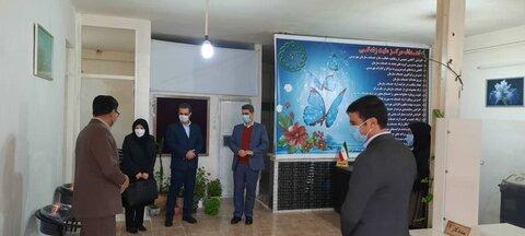 گزارش تصویری/ سفر مدیرکل بهزیستی آذربایجان شرقی به شهرستان چاراویماق