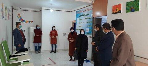 گزارش تصویری/ بازدید مدیرکل بهزیستی آذربایجان شرقی از مرکز توانبخشی شهرستان چاراویماق