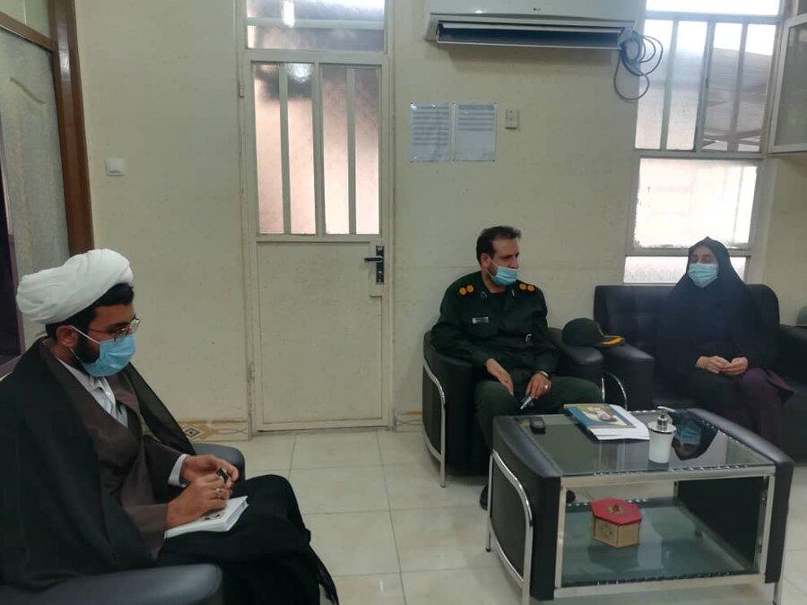 تنگستان|جلسه بررسی کاهش آسیب های اجتماعی در بهزیستی تنگستان برگزار شد