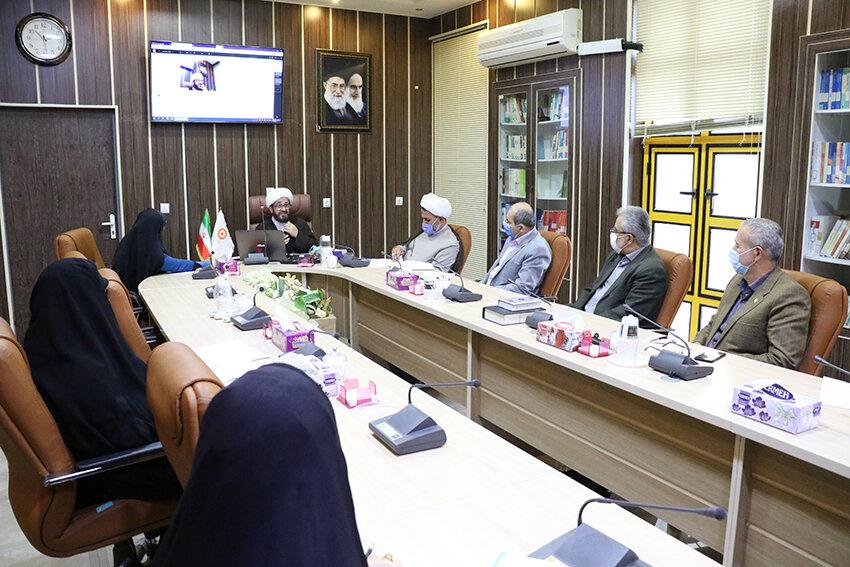 برگزاری  وبینار آموزشی و توانمند سازی با عنوان حکومت مهدوی و وظایف منتظران