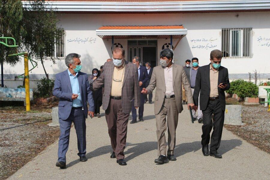 اهتمام بهزیستی مازندران برای راه اندازی و فعال نمودن هرچه سریعتر و مجدد مرکز نگهداری معتادان متجاهر براساس موازین و پروتکل های بهداشتی ابلاغی در استان