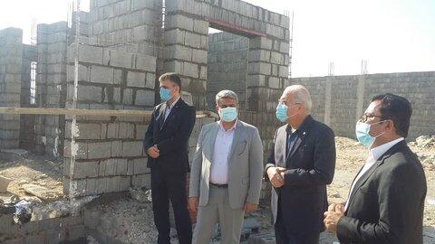 بوشهر در ساخت مسکن معلولان و مددجویان جز استانهای پیشتاز کشور است