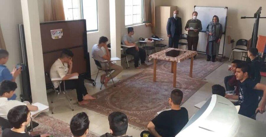 شهریار|برپایی کارگاه آموزشی مهارت های زندگی در مرکز شبه خانواده