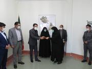 هرسین|رئیس جدید اداره بهزیستی شهرستان هرسین منصوب شد
