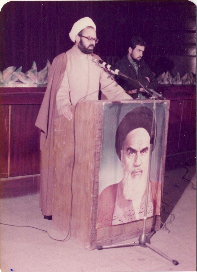 حجت الاسلام اژه ای