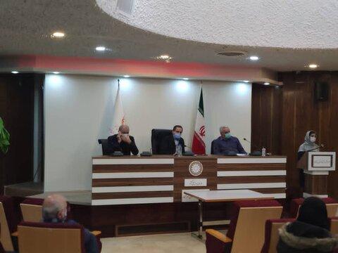 گزارش تصویری| برگزاری جلسه کمیته فرهنگی، پیشگیری ستاد مبارزه با موادمخدر استان تهران