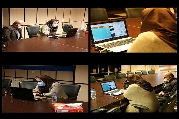 برگزاری کارگاه آموزشی آشنایی با سامانه تصمیم در سنندج