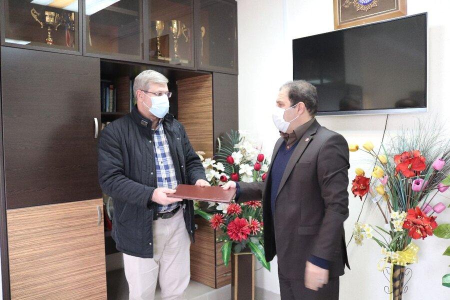 تقدیر مدیرکل بهزیستی آذربایجان غربی از کارشناسان و رابطین حقوقی این اداره کل در راستای تک برگی کردن اسناد