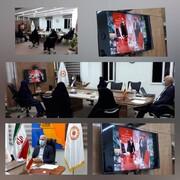سامانه دیدبان در استان بوشهر نیز رونمایی شد