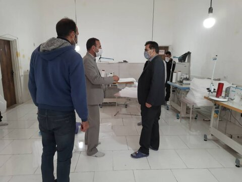 گزارش تصویری| بازدید مدیرکل بهزیستی استان از مرکز درمان، بازتوانی و کاهش آسیب معتادان