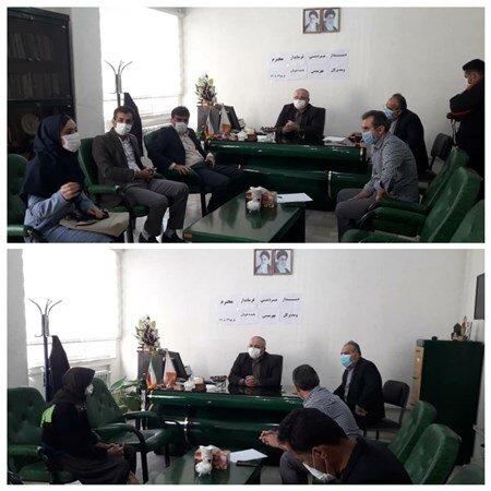 دیدار مدیرکل بهزیستی استان کردستان از مددجویان تحت پوشش در مریـوان