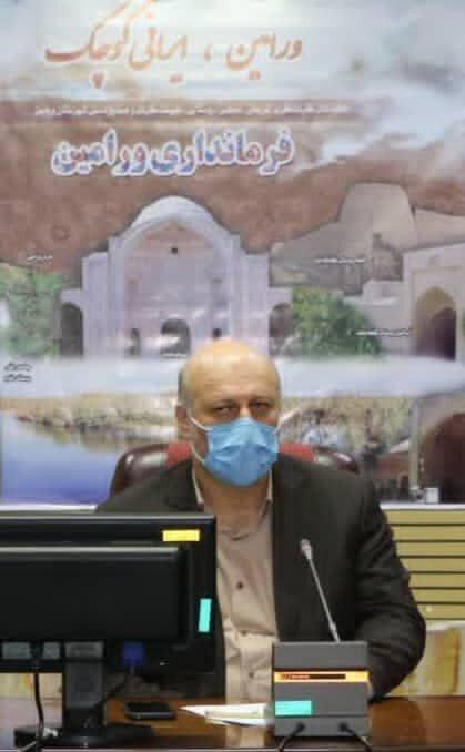 ورامین  کمپ ترک اعتیاد شهرستان بار استان تهران را به دوش میکشد
