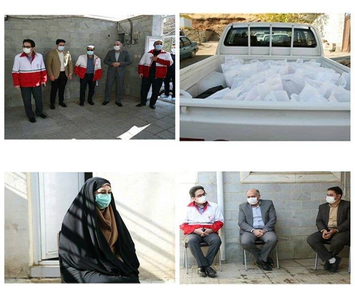 با همت خیرین و نیکوکاران استان کردستان صورت گرفت