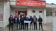 اهداء خون ورزشکاران گنبدی درقالب پویش «آفاق سلامت در سلامت توست» اداره کل بهزیستی گلستان