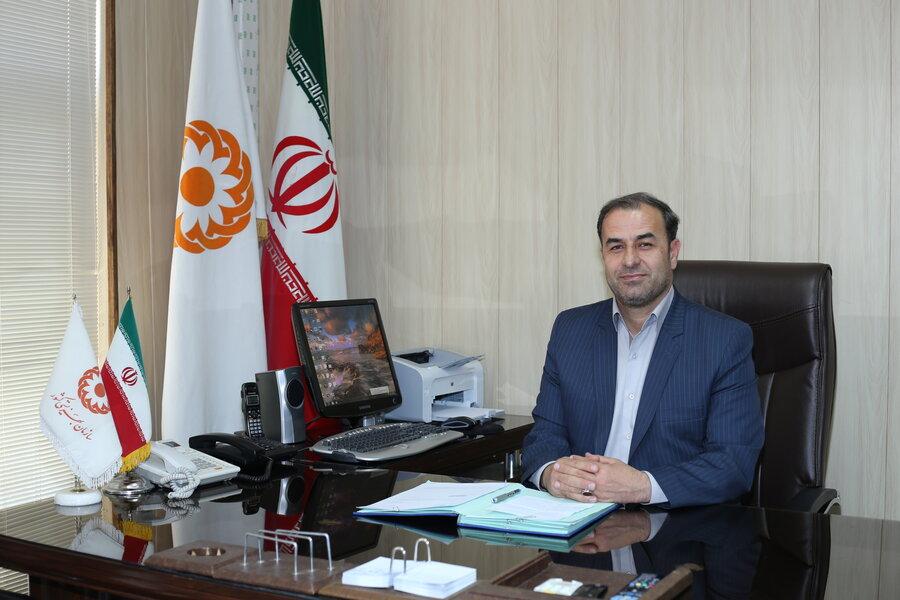 پیام مدیر کل بهزیستی استان زنجان به مناسبت هفته بسیج