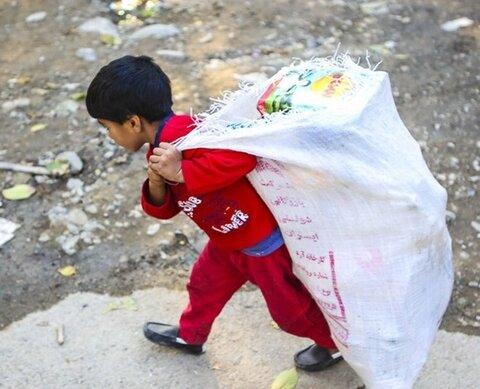 ۳۰۰ کودک کار از طریق عنبیه چشم شناسایی شدند