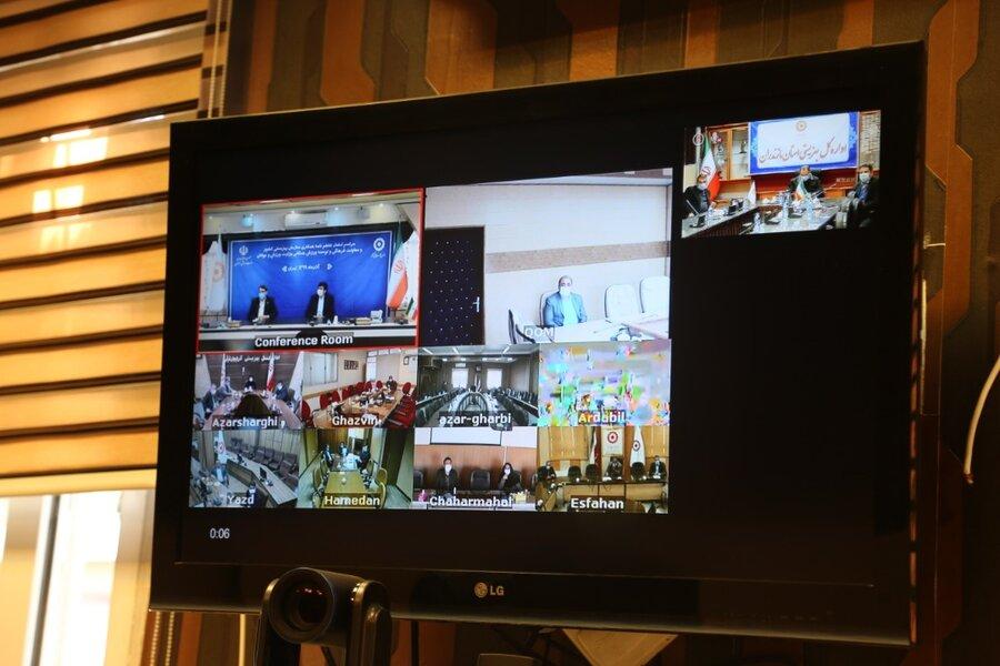 تفاهم نامه همکاری سازمان بهزیستی و وزارت ورزش و جوانان منعقد شد