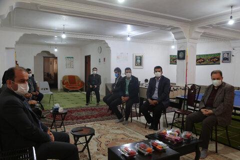 گزارش تصویری   بازدید مدیر کل بهزیستی مازندران از مرکز نگهداری کودکان دارای اختلال سوءمصرف مواد مخدر پسرانه شمال کشور