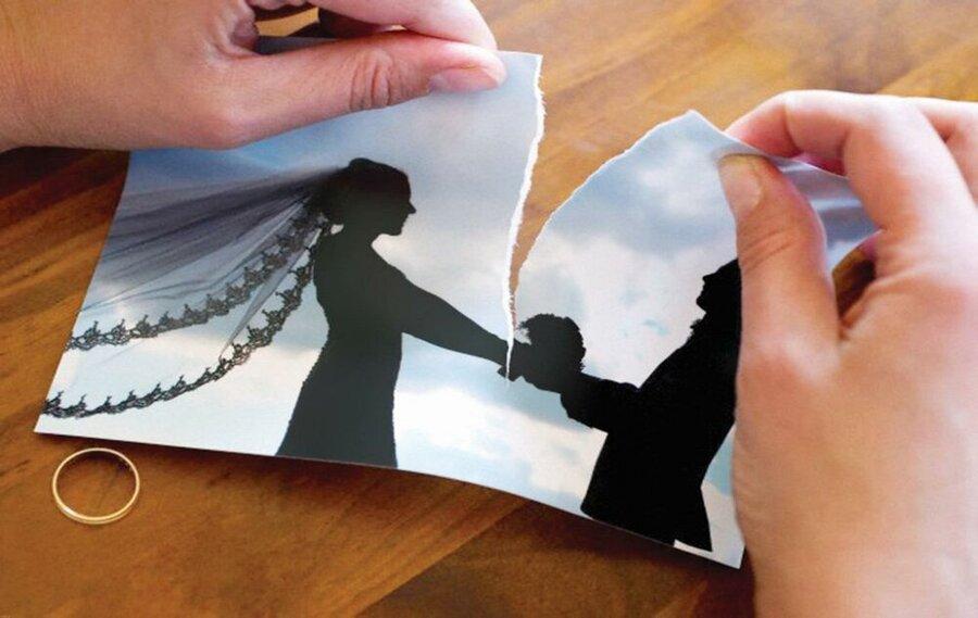 عجله نکنید! برای طلاق هنوز وقت دارید