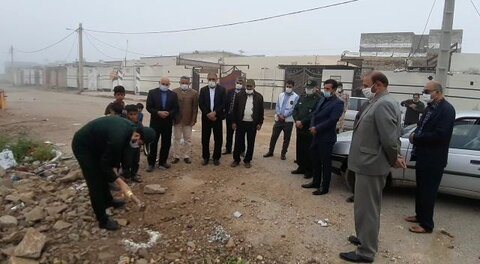 در رسانه|تحویل دو باب منزل مسکونی به مددجویان دشت آزادگان