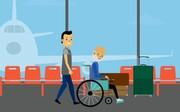 موشن گرافیک |  برقراری ارتباط صحیح با افراد دارای معلولیت
