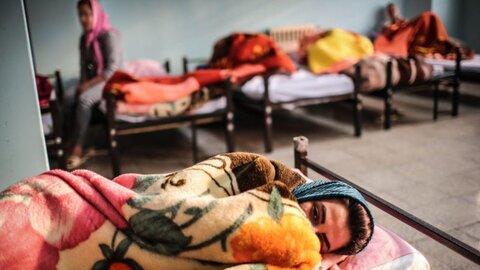 در رسانه | فعالیت ۷ مرکز سرپناه شبانه بهزیستی برای افراد بیخانمان در مشهد