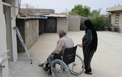 بجستان | ۸۹۸ میلیون ریال تسیهلات کرونا به معلولان بجستان پرداخت شد