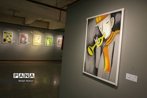 Inauguration of second exhibition on art works by people with disabilities