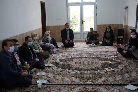 گزلرش تصویری آئین واگذاری ۱۴۳ واحد مسکونی به افراد دارای معلولیت بهزیستی گلستان