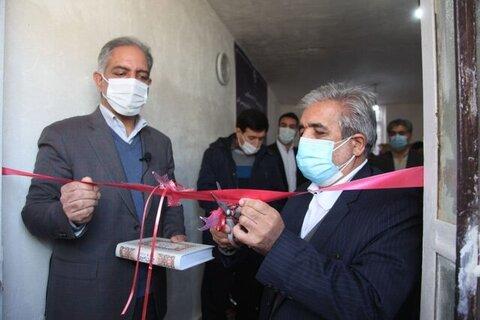 در رسانه   افتتاح ۸۹ واحد مسکن ویژه معلولان در خراسان رضوی