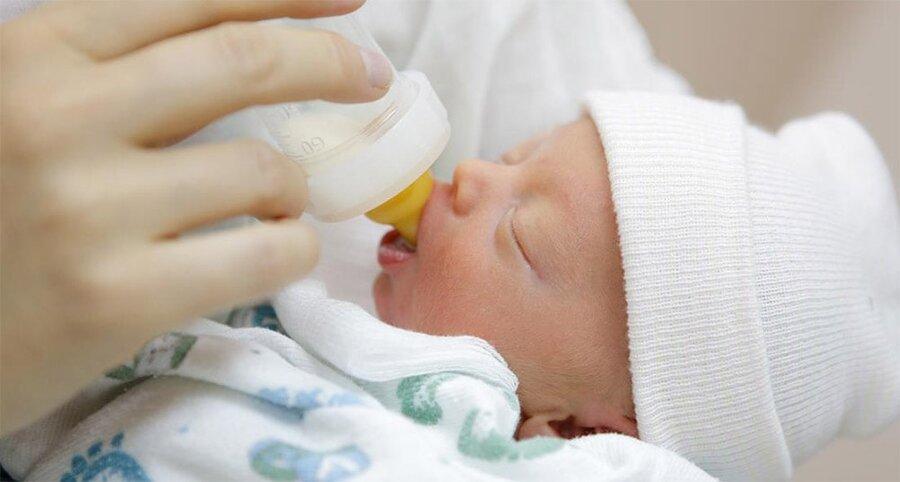 طرح تأمین شیر خشک کودکان (۱- ۰ سال)